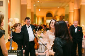 Live String Quartet
